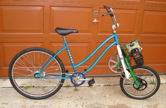 Add Power To Any Bike