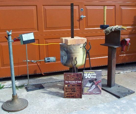 Fire Brick Foundry : A home bronzecasting foundry