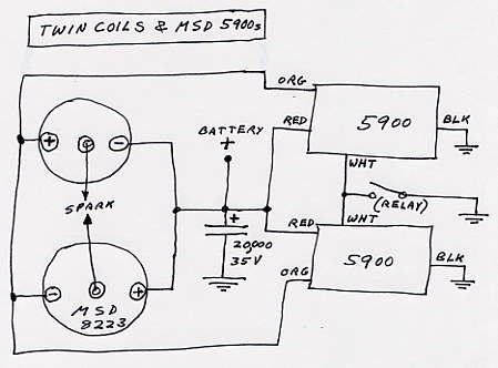 Coilschm on Ignition System Schematic